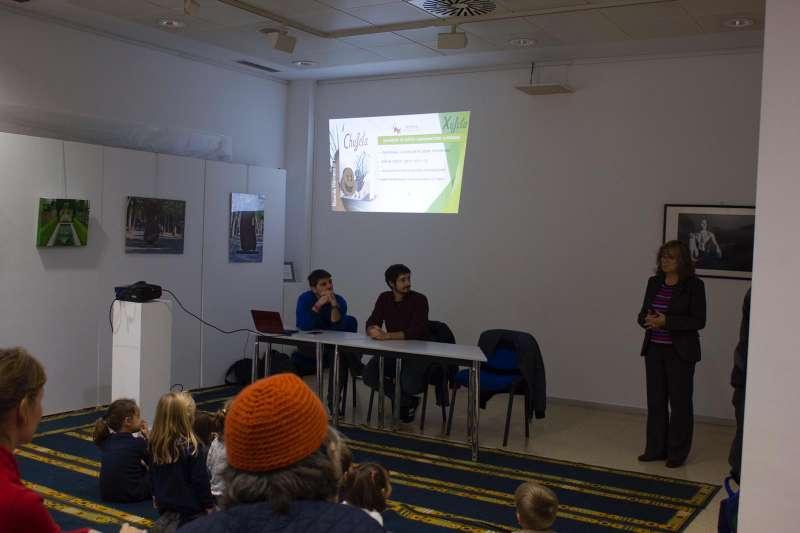 Presentación libro infantil Xufeta en Alboraya.