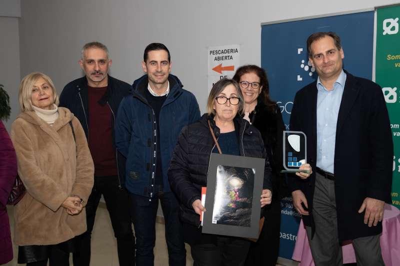 Ganador del Premio Popular del concurso de fotografía. EPDA