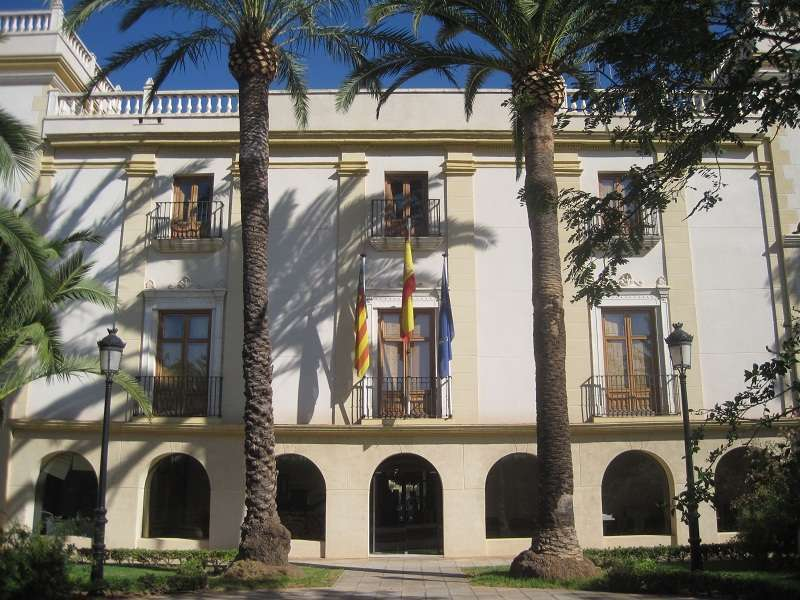 Ayuntamiento de Moncada. EPDA