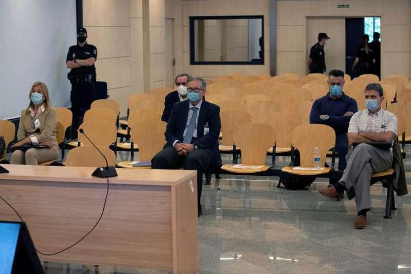 La Audiencia Nacional retoma este martes el juicio de la pieza del caso Gürtel relativa a los contratos de actoss por la visita del papa EFE