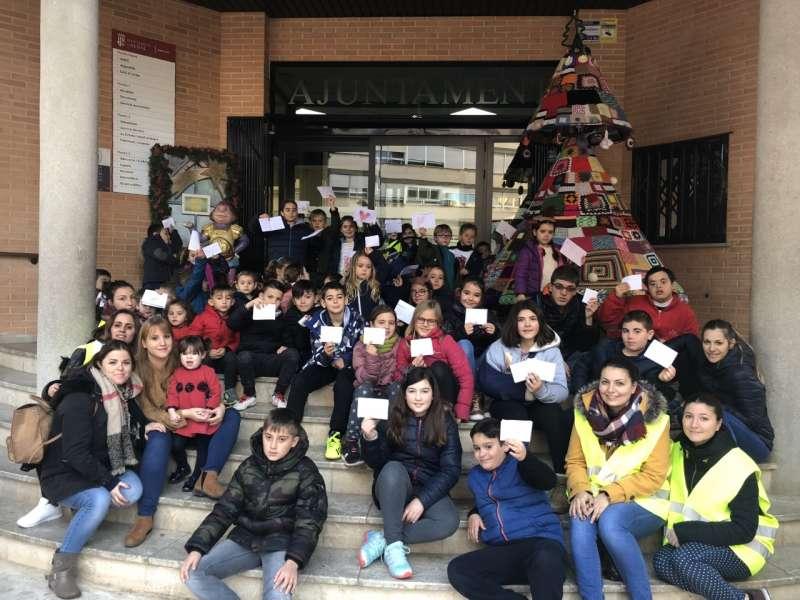 Escuela invierno de Albal. EPDA