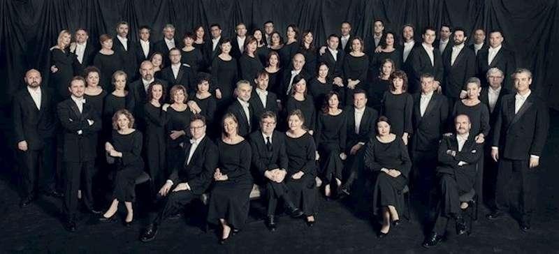 El Cor de la Generalitat, en una imagen promocional.