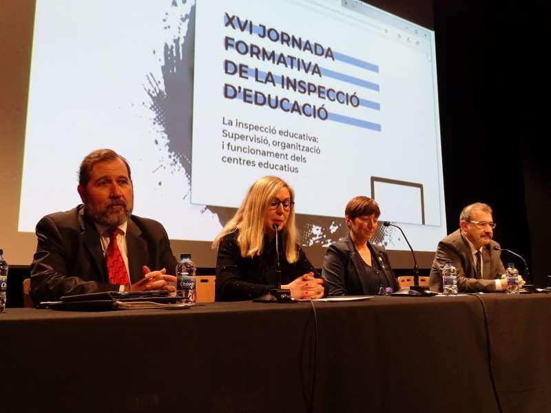 El teatro Serrano acogió la reunión