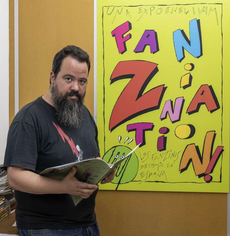 Eduardo Guillén Rodrigo, licenciado en Historia del Arte. EPDA