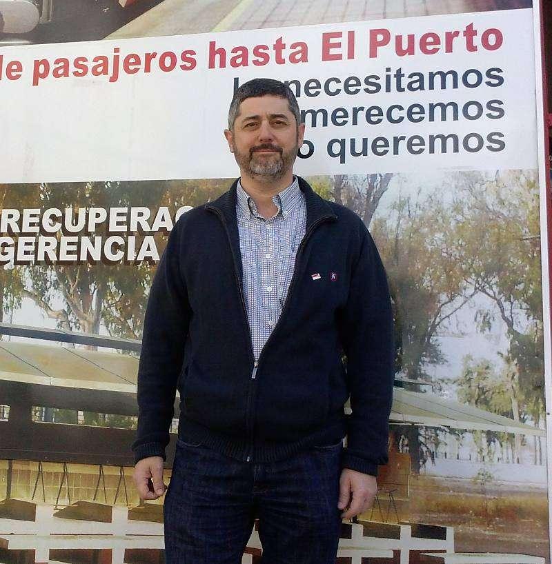 Manuel González de IP. //EPDA