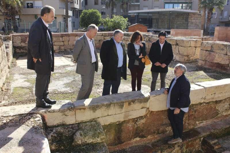 El Ayuntamiento de Llíria destinará 1 millón de euros para la rehabilitación de las Termas Romanas y los Trulls de Daüd