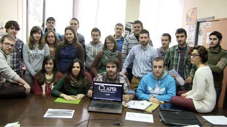?Clapir, Joves Historiadors Valencians?. Foto EPDA