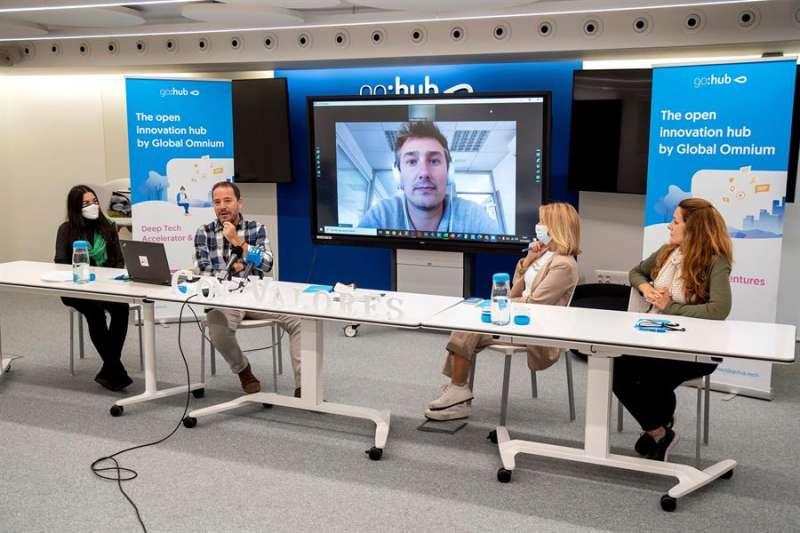 Una imagen de la presentación del proyecto, facilitada por Global Omnium. EFE