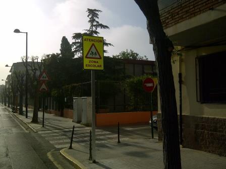 Nueva señalización. Foto: EPDA.