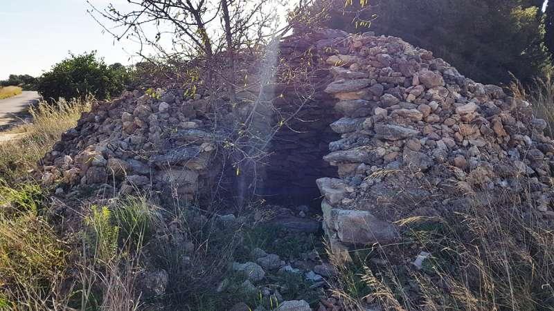 Pedra Seca./epda