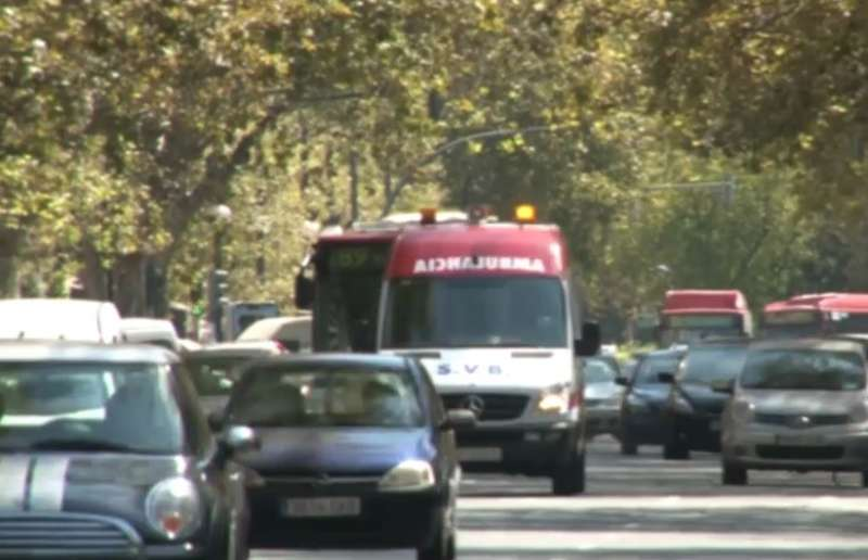 Ambulancia. EPDA