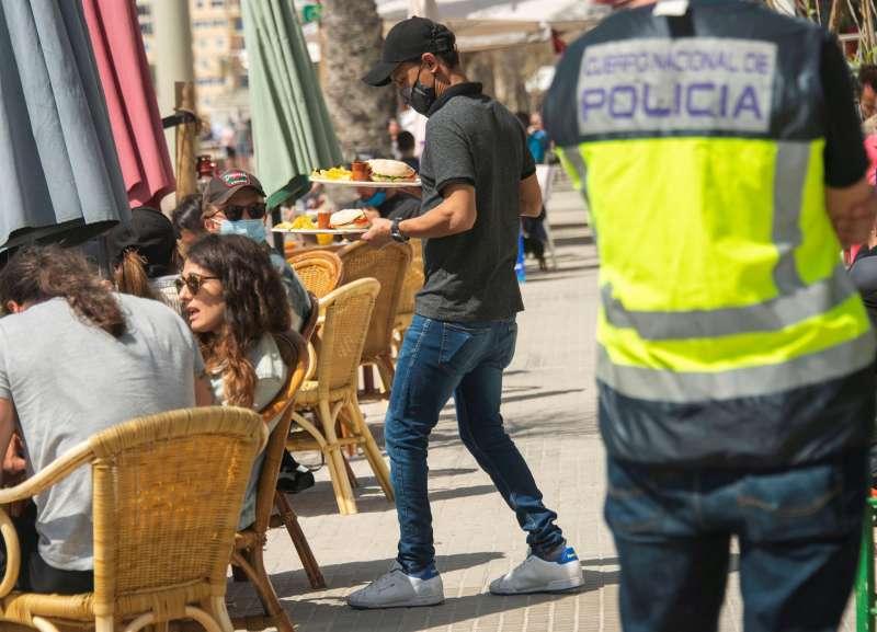 Policía/EFE