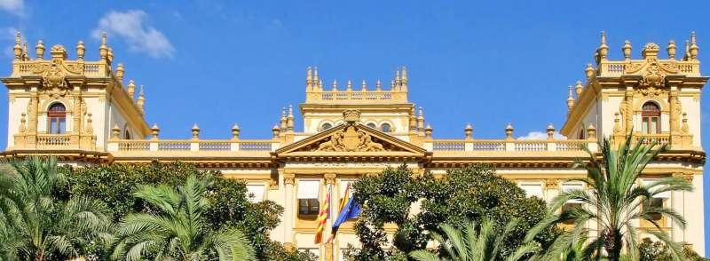 Foto archivo Diputación Alicante