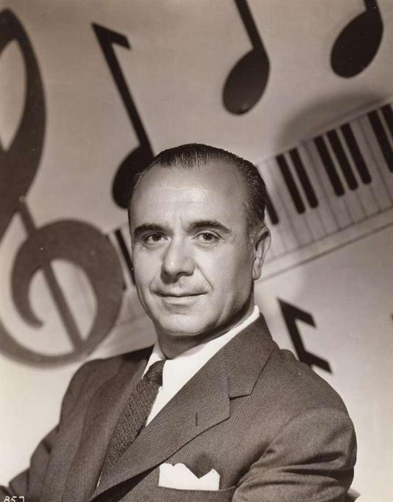 Una imagen de José Iturbi, facilitada por la Diputación. EFE