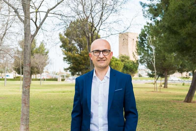 Candidato a la alcaldía de Alaquàs por el PSPV-PSOE, Toni Saura