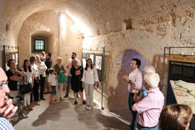 Visitas a la Torre