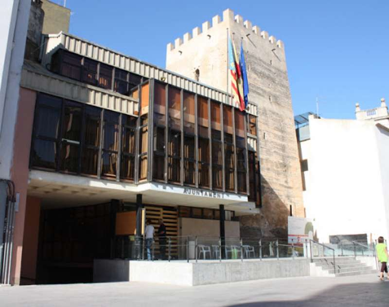 Ayuntamiento de Benifaió