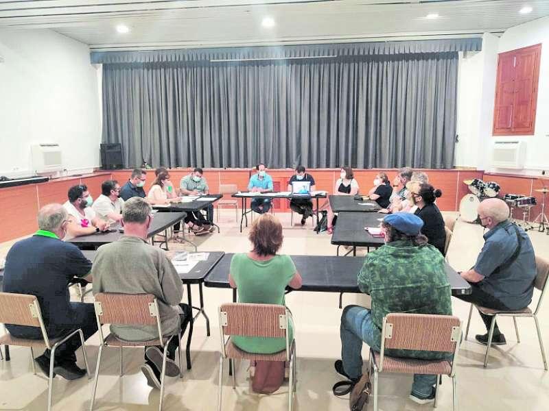 Reunión del Consejo de Cultura