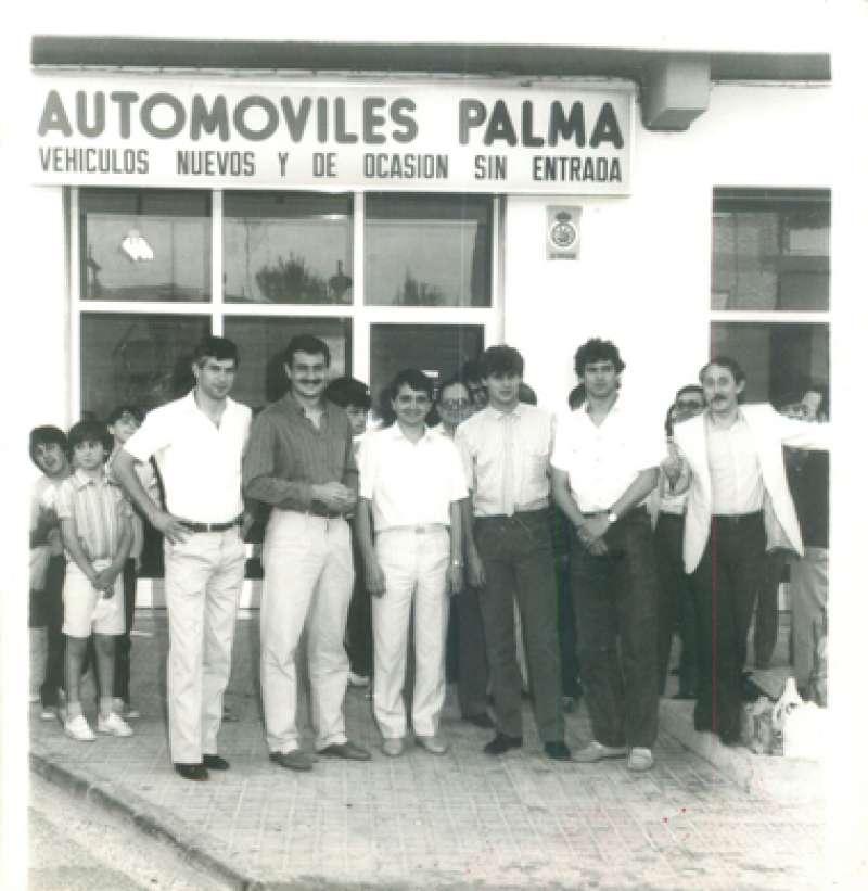Automóviles Palma, 25 años consecutivos número 1 en ventas Opel