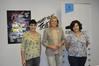 El peri�dico de aqu� -La concejala de Juventud con las coordinadoras del festival. EPDA