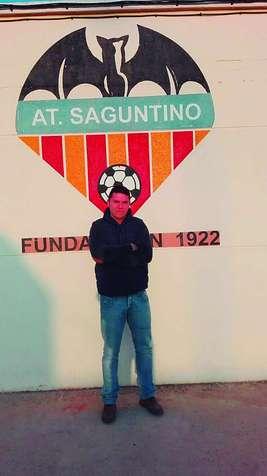 El periódico de aquí -President del Saguntino. EPDA
