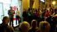 El peri�dico de aqu� -El candidato del Psoe, Jes�s Ros, en la noche electoral. //EPDA