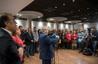 El peri�dico de aqu� -Rus visita las nuevas instalaciones del Hogar del Jubilado en Canals. FOTO: DIVAL