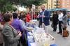 El peri�dico de aqu� -El alcalde durante su visita al mercado. FOTO: EPDA