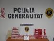 El peri�dico de aqu� -Imagen del tabaco intervenido. FOTO: GVA
