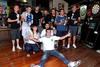 El peri�dico de aqu� -Imagen de los jugadores. FOTO: EPDA