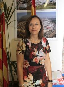 El peri�dico de aqu� -La alcaldesa de Paterna, Elena Mart�nez. EPDA