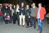 El peri�dico de aqu� -El alcalde de Sagunto y los concejales con los comerciantes. EPDA