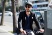 El peri�dico de aqu� -Un ciclista con el Closca Design. FOTO: UPV