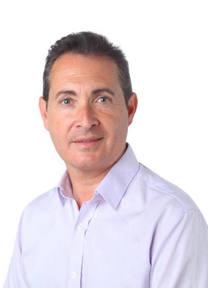 El peri�dico de aqu� -Michel Montaner, el actual alcalde de Xirivella. //EPDA
