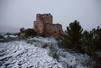 El peri�dico de aqu� -Imagen del castillo municipal de Torres Torres en diciembre. AYUNTAMIENTO TORRES TORRES