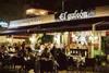 El peri�dico de aqu� -Clientes del restaurante El Gale�n de Canet d