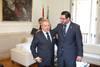 El peri�dico de aqu� -El presidente de la Diputaci�n con el alcalde de Canet d