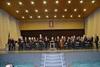 El peri�dico de aqu� -Un momento del concierto. FOTO: EPDA