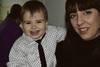 El peri�dico de aqu� -Diego con su madre. EPDA