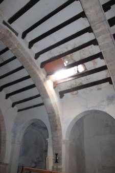 El peri�dico de aqu� -Estado actual del interior de la iglesia