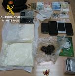 El peri�dico de aqu� -Imagen de la droga intervenida. FOTO: GC