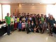 El peri�dico de aqu� -La entrega de premios se ha celebrado hoy en el Sal�n de Plenos de l?Ajuntament d?Alfafar. Foto: EPDA.