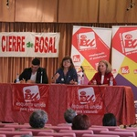El peri�dico de aqu� -La eurodiputada en el acto celebrado en Estivella. EPDA