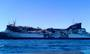 El peri�dico de aqu� -El Sorrento a su llegada a aguas del puerto de Sagunto. EPDA