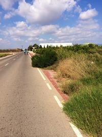 El peri�dico de aqu� -Estado del carril bici a la playa