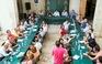 El peri�dico de aqu� -Reuni�n de alcaldes en el Palau de la Vila de Ontinyent. FOTO: DIVAL
