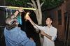 El peri�dico de aqu� -Exhibici�n de cord� i pessa. FOTO: EPDA