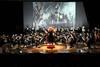 El peri�dico de aqu� -Uno de los conciertos que se ofreci� en el auditorio de Canet. EPDA