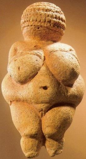 El peri�dico de aqu� -Venus prehist�rica. FOTO: DIVAL