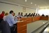 El peri�dico de aqu� -Pleno celebrado esta tarde en Canet. EPDA